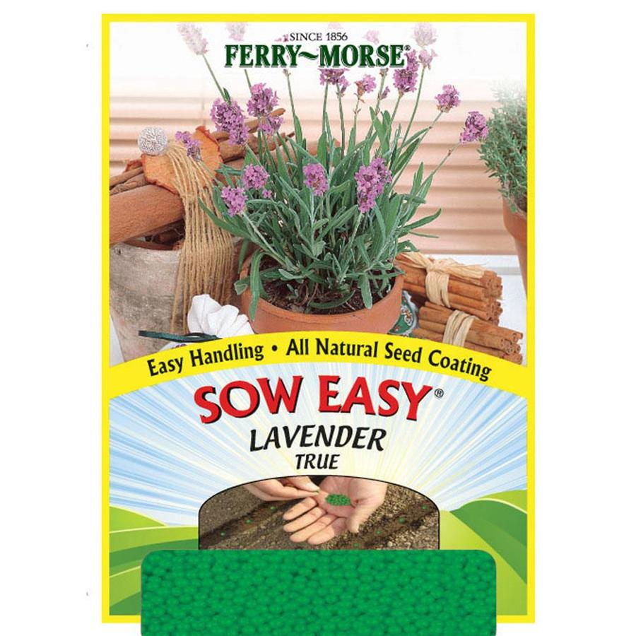 Ferry-Morse Sow Easy 250-Count Sow Easy Lavender True (L0000)