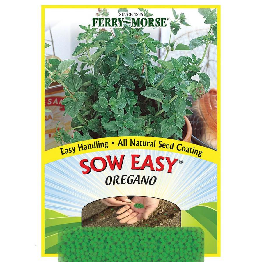 Ferry-Morse Sow Easy 250-Count Sow Easy Oregano (L0000)