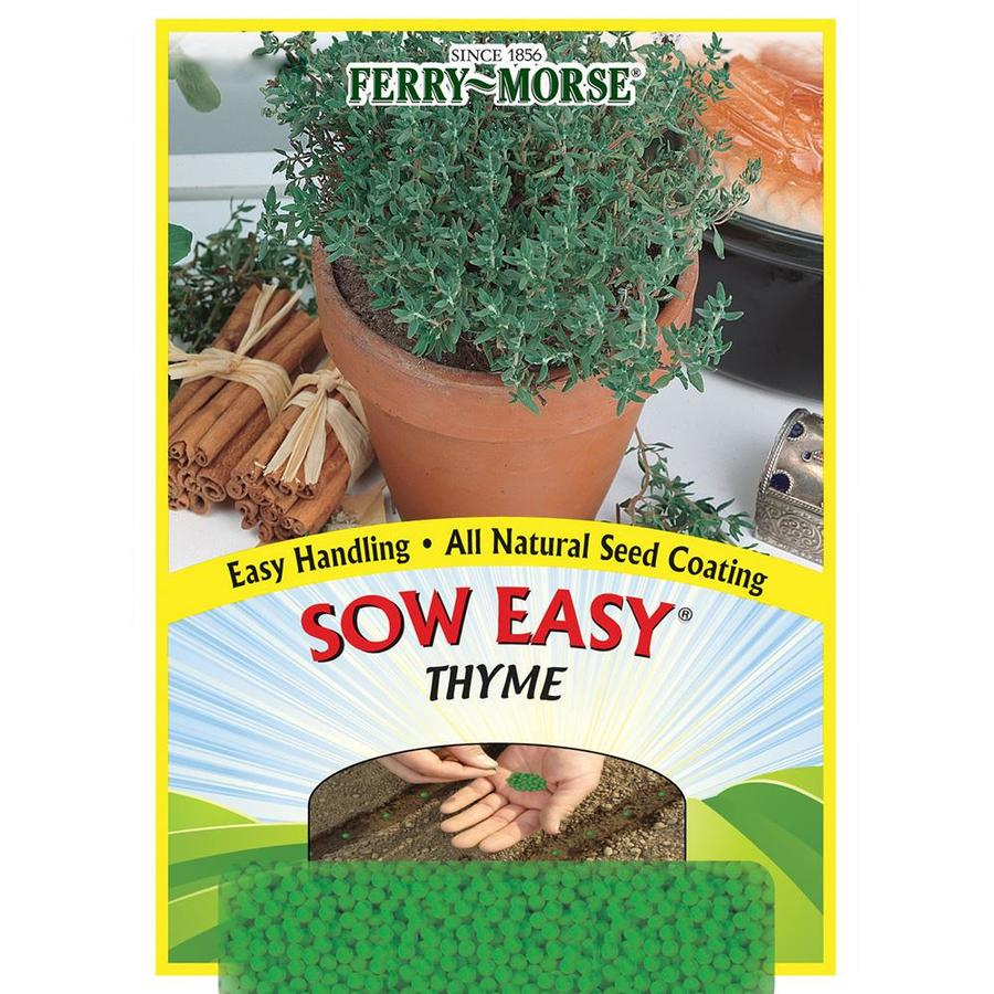 Ferry-Morse Sow Easy 250-Count Sow Easy Thyme (L0000)