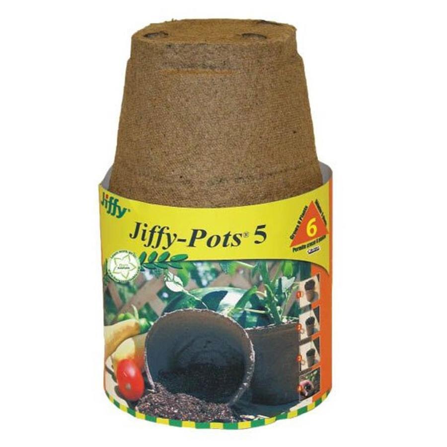 Jiffy 6-Pack Pot