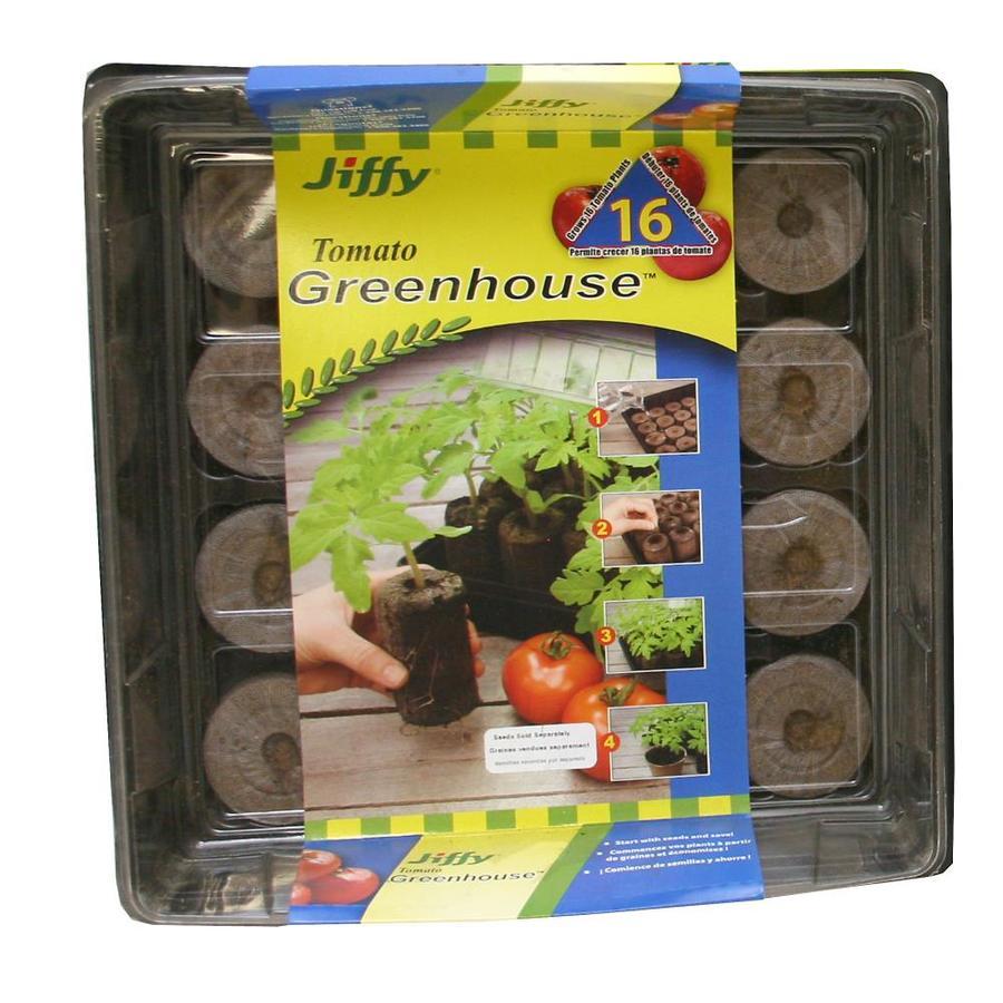 Jiffy 16-Cell Tray