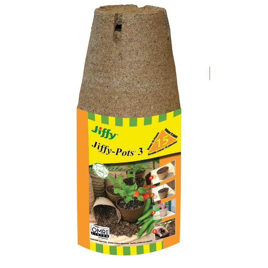 Jiffy 15-Pack Pot