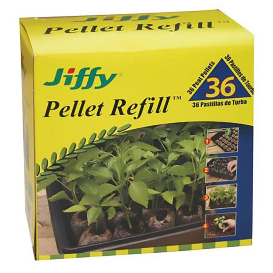 Jiffy 7 36mm Pellet Refill