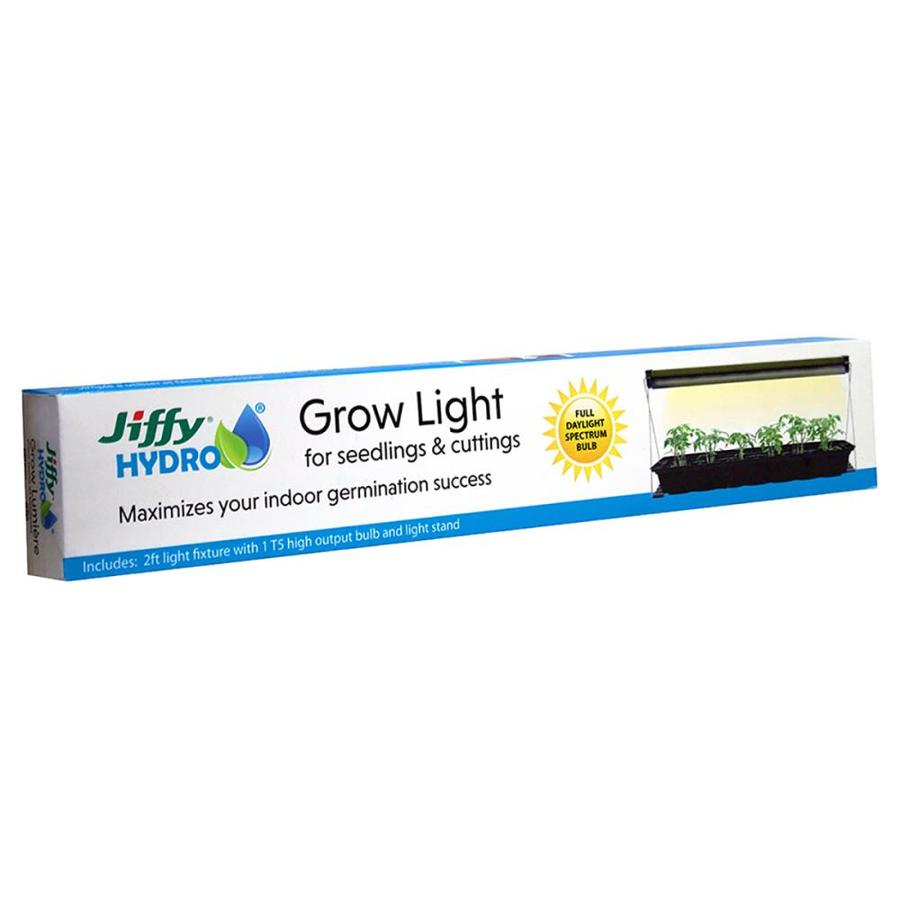 Ferry Morse Jiffy Hydro 1 Grow Light At Lowes Com