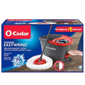 O-Cedar Spin Mop With Bucket
