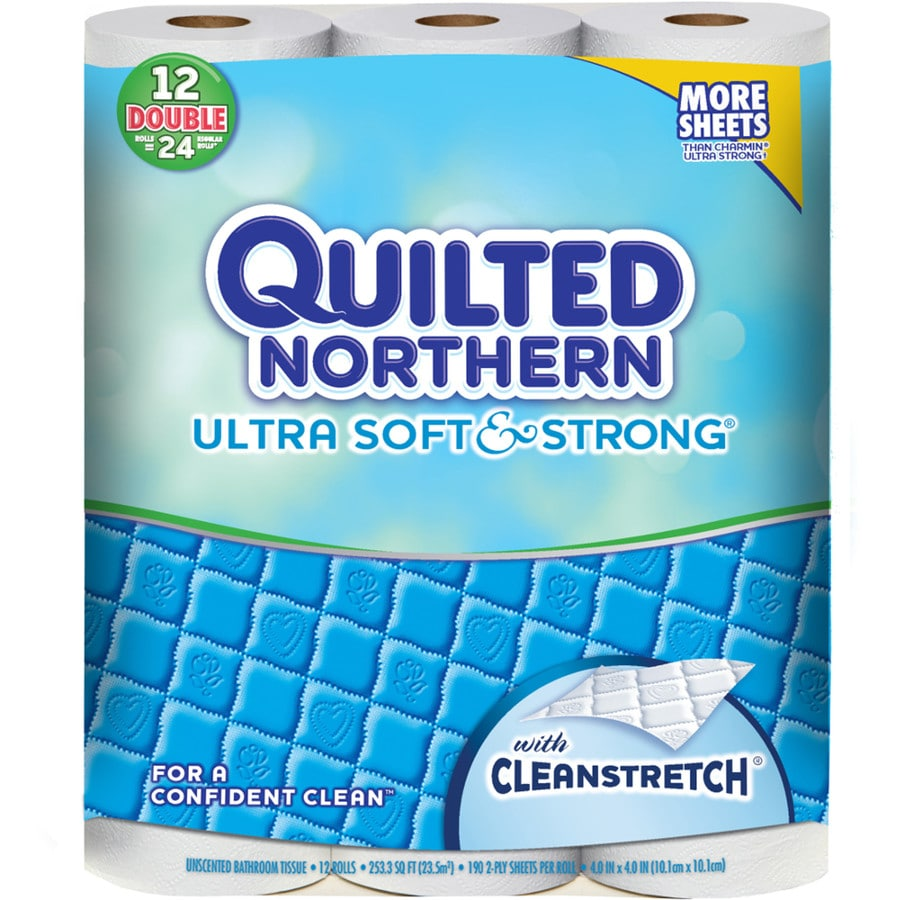 Quilted Northern 12-Pack Toilet Paper