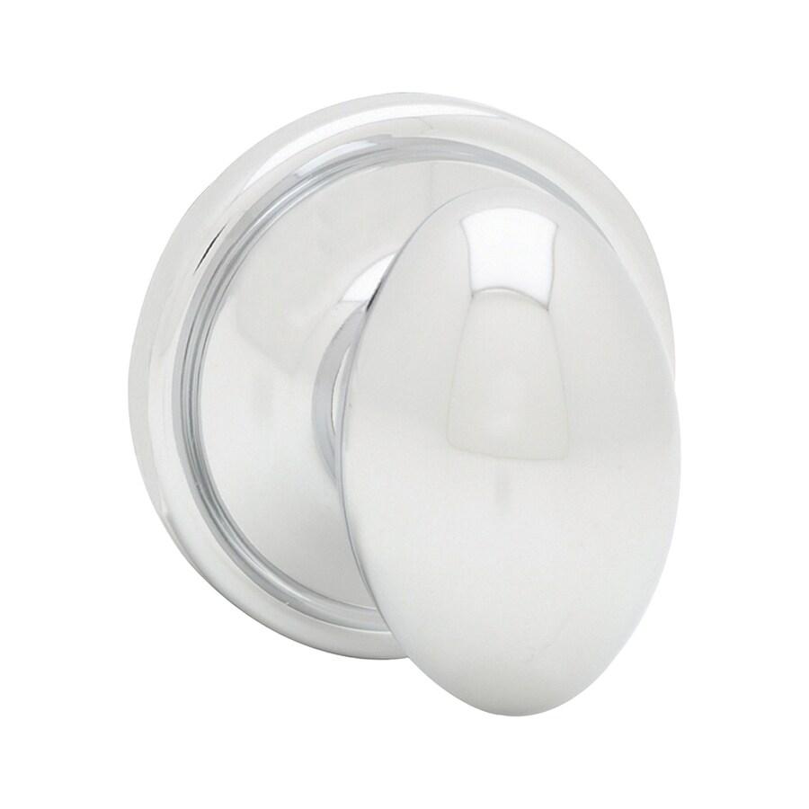 Kwikset Signature Laurel Polished Chrome Egg Passage Door Knob