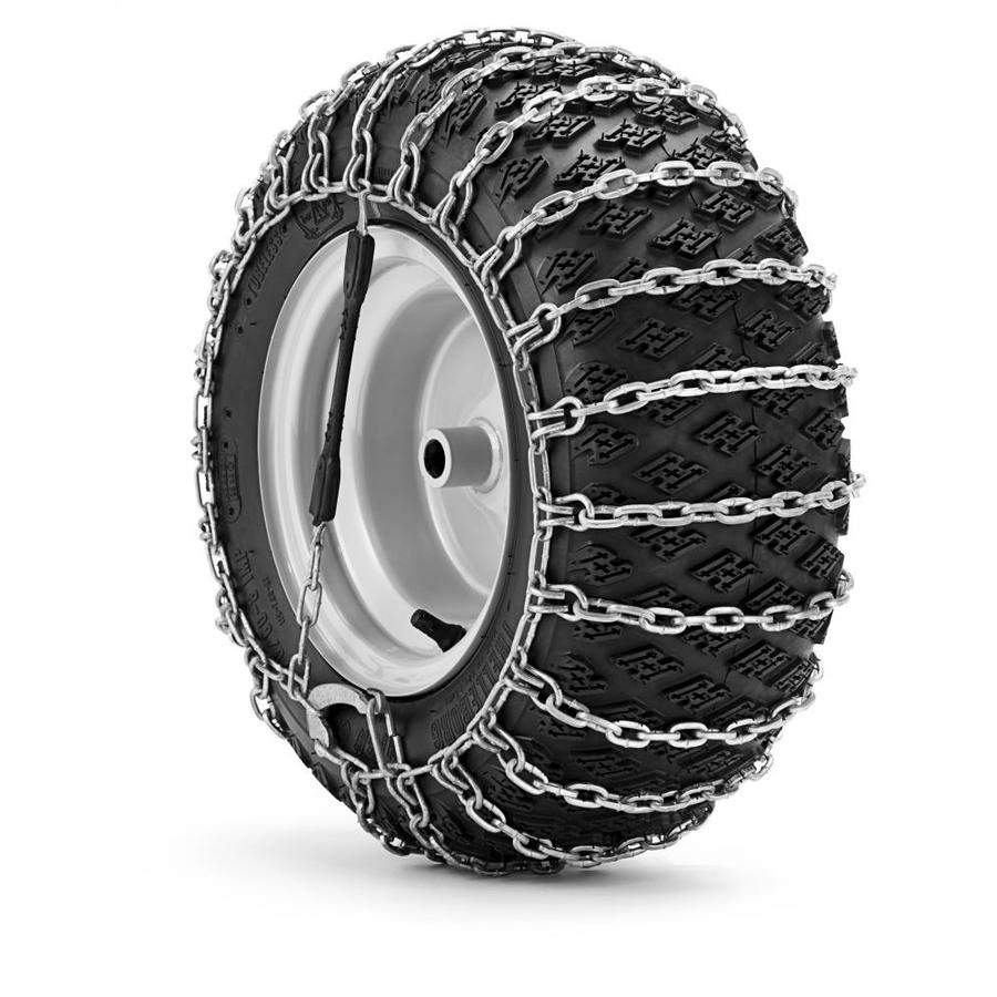 Husqvarna Husqvarna 18 x 9.5 x 8 Lawn Tractor Tire Chains Tire Chains