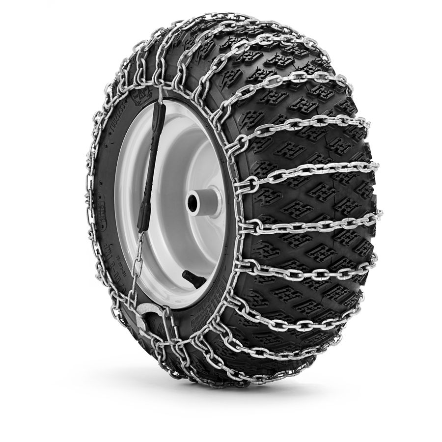 Husqvarna 16-in L x 4-in W x 8-in H Tire Chains