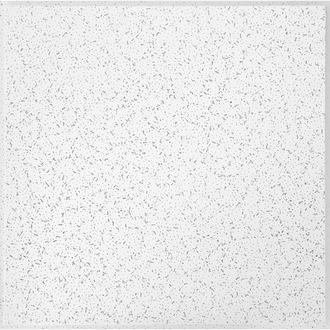 Armstrong Ceilings 24-in x 24-in Random Textured
