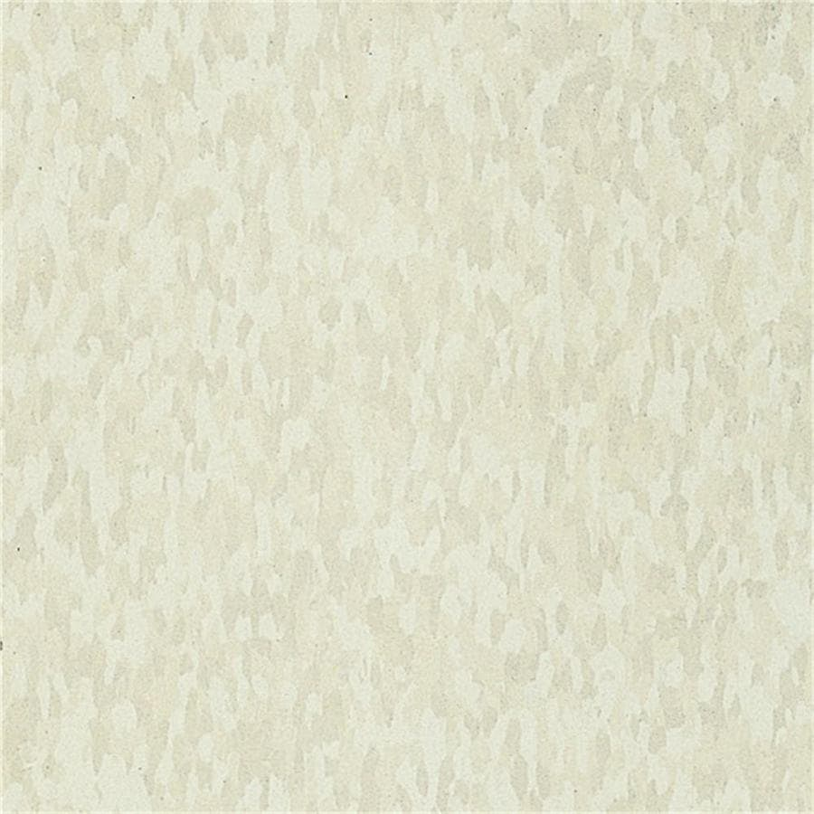 Armstrong Flooring SDT 45-Piece 12-in x 12-in Marble Beige Glue (Adhesive) Chip Commercial VCT Tile