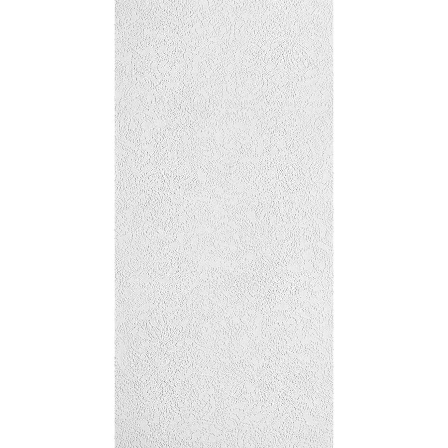 Armstrong Esprit Fiberglass Contractor 16-Pack White Textured 15/16-in Drop Acoustic Panel Ceiling Tiles (Common: 48-in x 24-in; Actual: 47.625-in x 23.625-in)