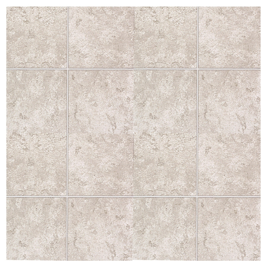 Armstrong Flooring 45 Piece 12 In X 12 In White Peel And