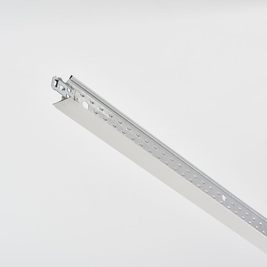 Armstrong Ceilings Prelude 23.06-in Galvanized Steel Ceiling Grid Cross Tee