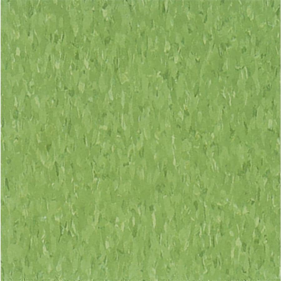 Armstrong Flooring Imperial Texture 45 Piece 12 In X Little Green