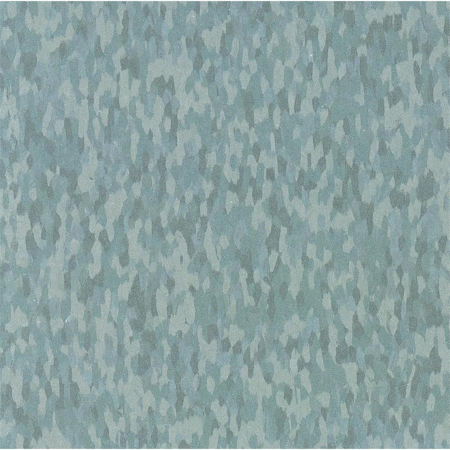 Armstrong Flooring SDT 45-Piece 12-in x 12-in Fossil Gray Glue (Adhesive) Chip Commercial VCT Tile