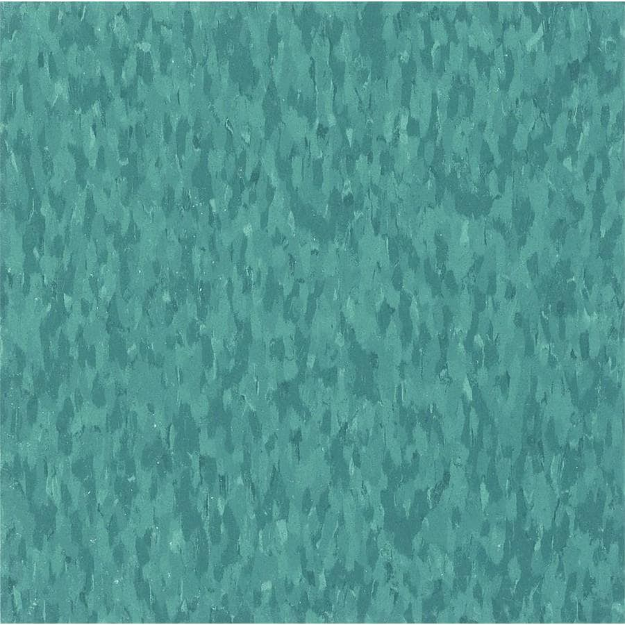 Armstrong Flooring Imperial Texture 45-Piece 12-in x 12-in Colorado Stone Glue-Down Chip Commercial VCT Tile