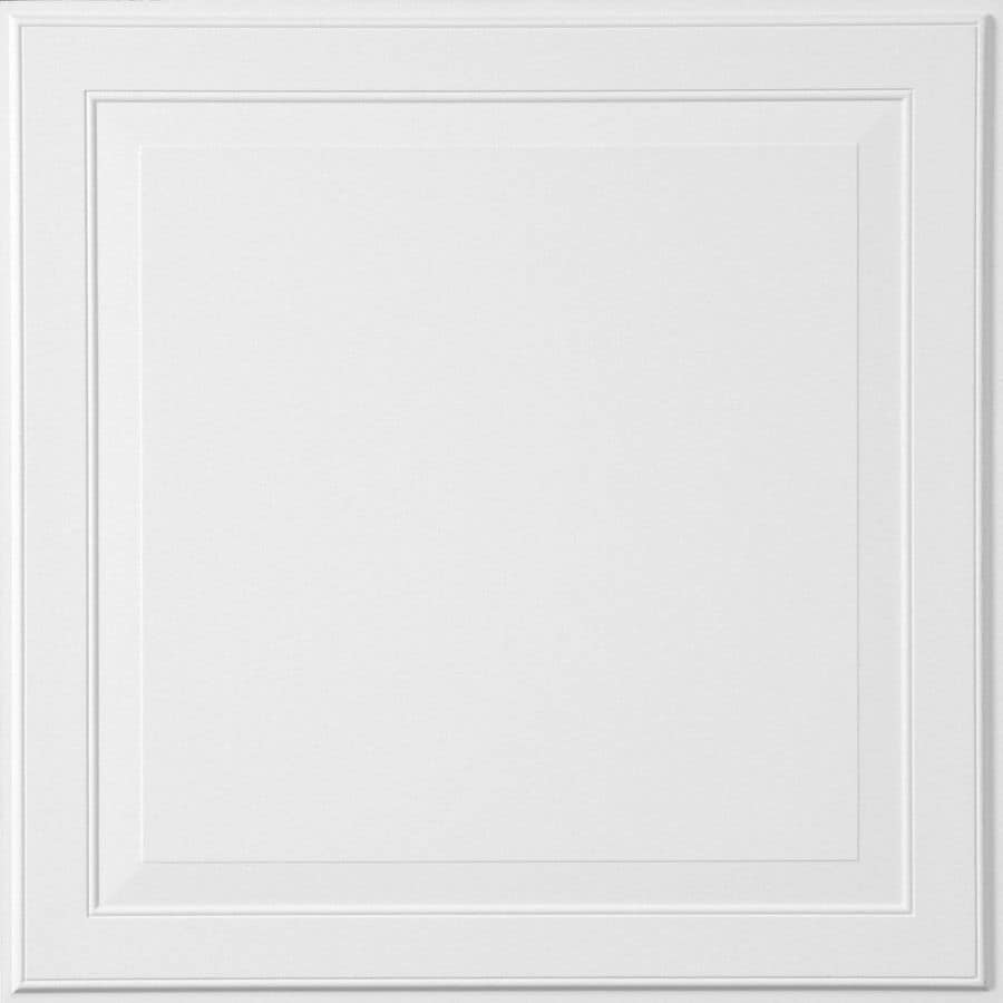 Shop ceiling tiles at lowes armstrong ceilings common 24 in x 24 in actual 23735 dailygadgetfo Images