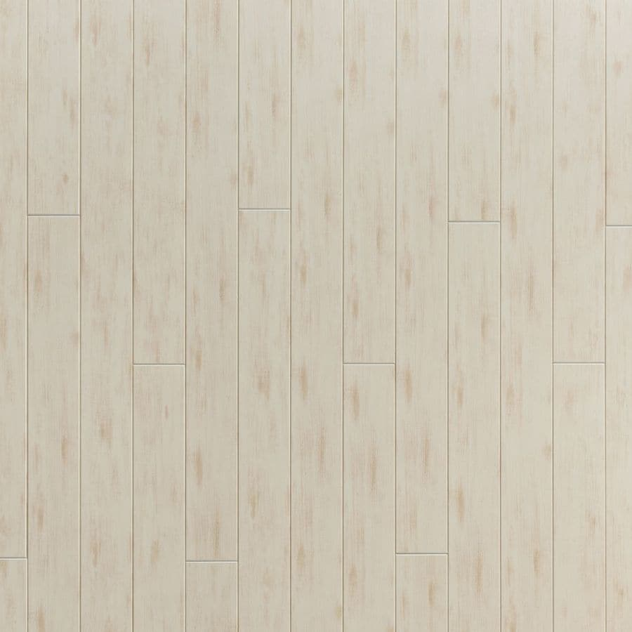 Shop armstrong woodhaven 10 pack white wash faux wood for Faux wood ceiling planks