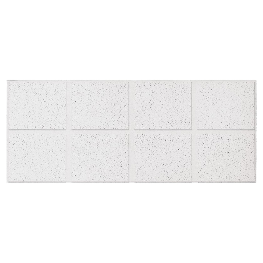 Shop suspended ceiling tile at lowes armstrong ceilings common 48 in x 24 in actual 47704 dailygadgetfo Gallery