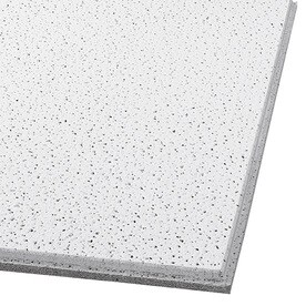 Shop Suspended Ceiling Tile At Lowescom - Armstrong cleanroom ceiling tiles
