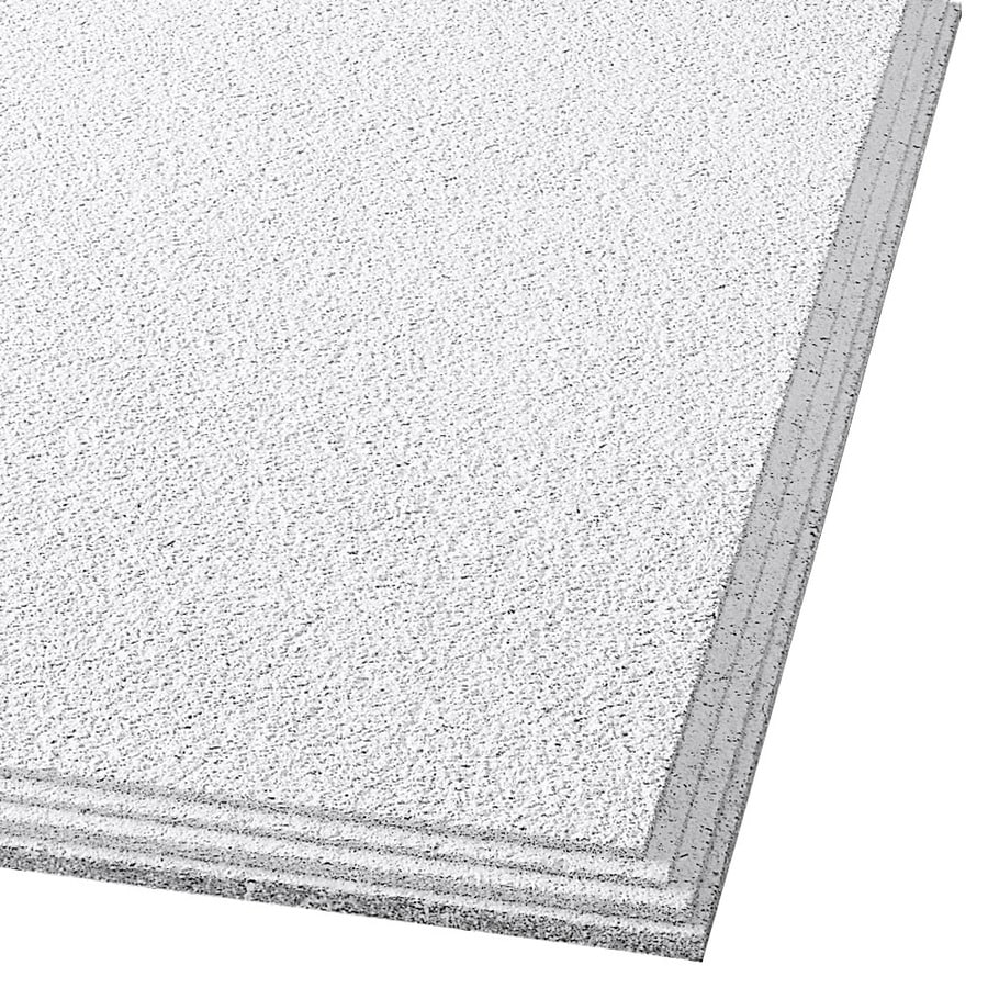 Shop armstrong 24 x 24 cirrus ceiling tile panel at lowes armstrong 24 x 24 cirrus ceiling tile panel dailygadgetfo Gallery