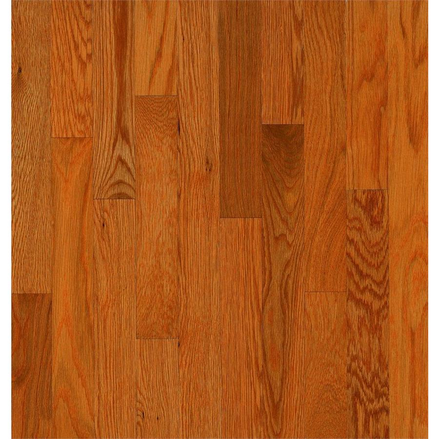 Bruce Natural Reflections 2.25-in W Prefinished Oak Hardwood Flooring (Butter Rum/Toffee)