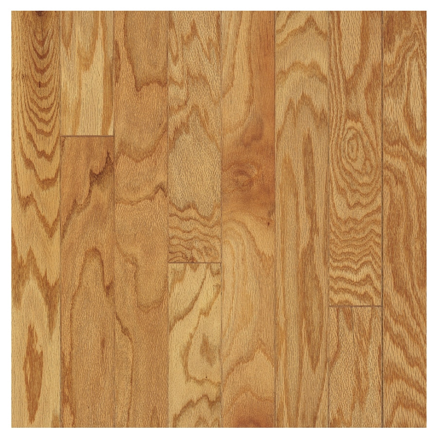 Bruce 3-in W Oak Engineered Hardwood Flooring