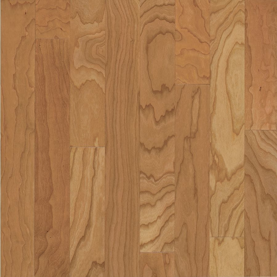 Bruce Turlington American Exotics 5-in Natural Engineered Cherry Hardwood Flooring (30-sq ft)