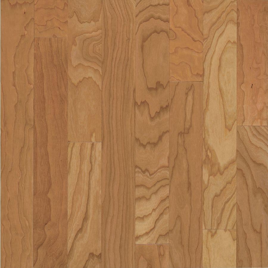 Bruce Turlington American Exotics 5-in Natural Cherry Engineered Hardwood Flooring (30-sq ft)