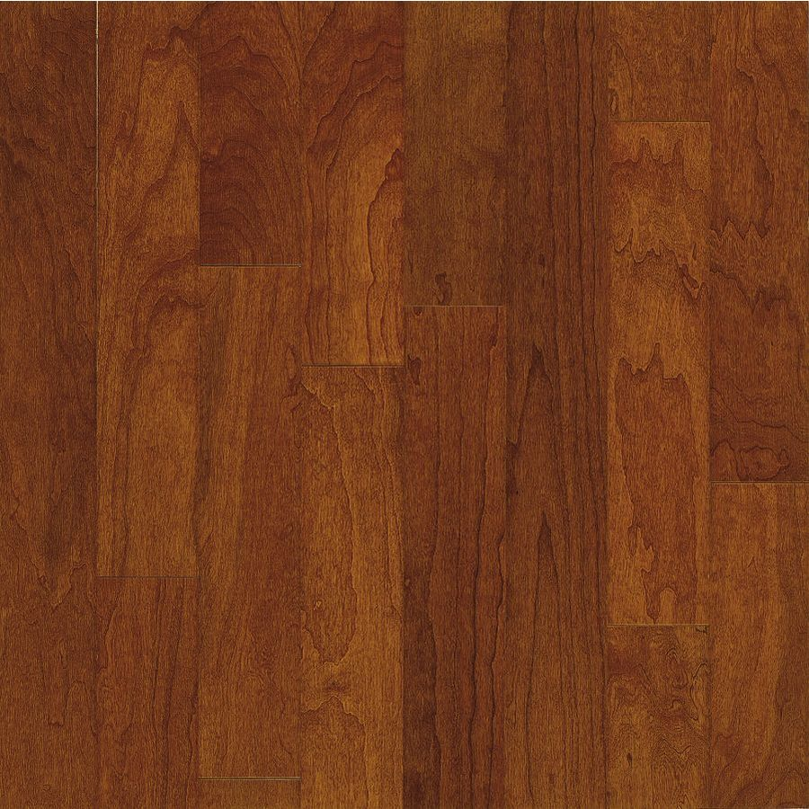 Bruce Annadale Turlington American Exotics 5-in W Prefinished Cherry Engineered Hardwood Flooring (Bronze)