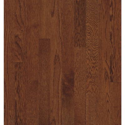 Bruce Fenwick Strip 2 25 In W Prefinished Oak Engineered Hardwood