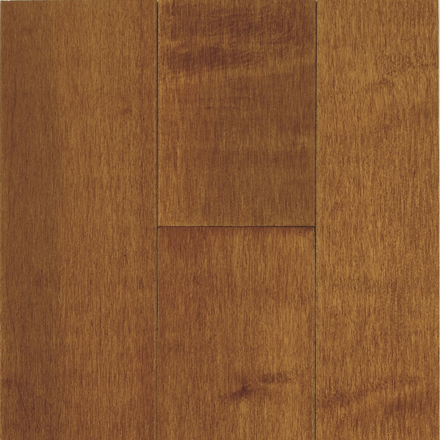Shop bruce natural reflections w prefinished maple for 2 25 hardwood flooring