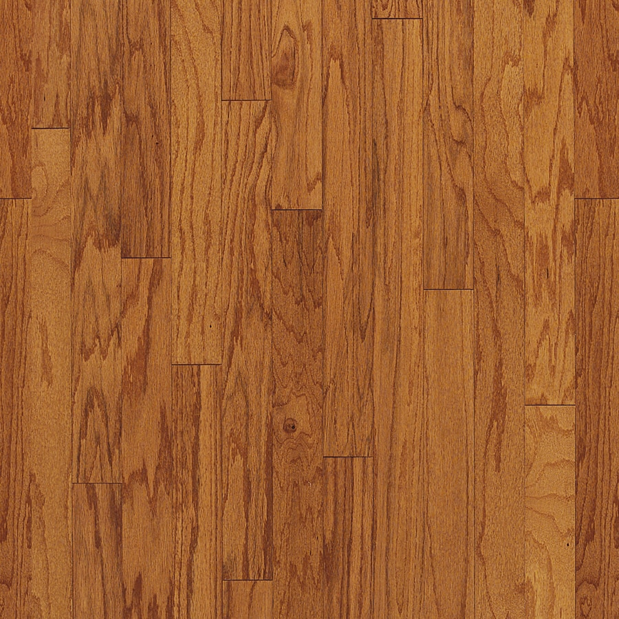 Bruce Engineered Oak Hardwood Flooring 22 Sq Ft At Lowes Com