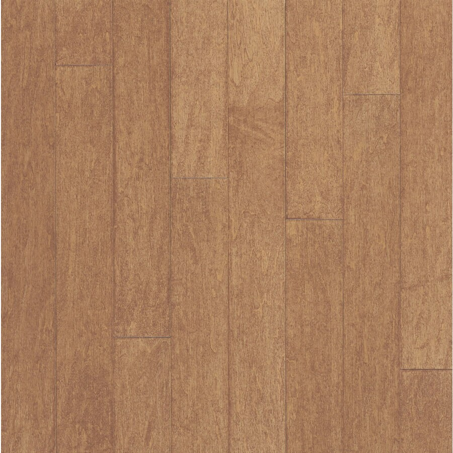 Bruce Locking Smooth Face Amaretto Maple Hardwood Flooring (22-sq ft)