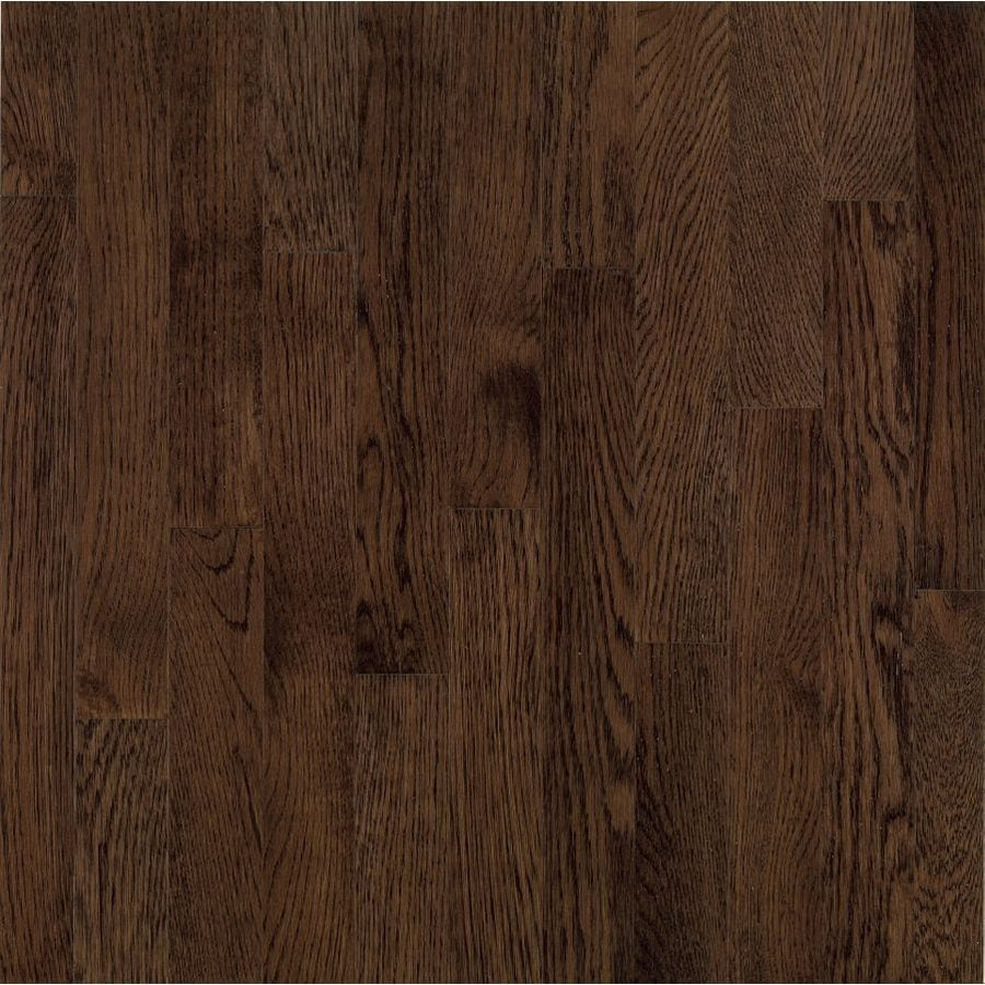 Bruce Barrett Plank 3.25-in W Prefinished Oak Hardwood Flooring (Mocha)