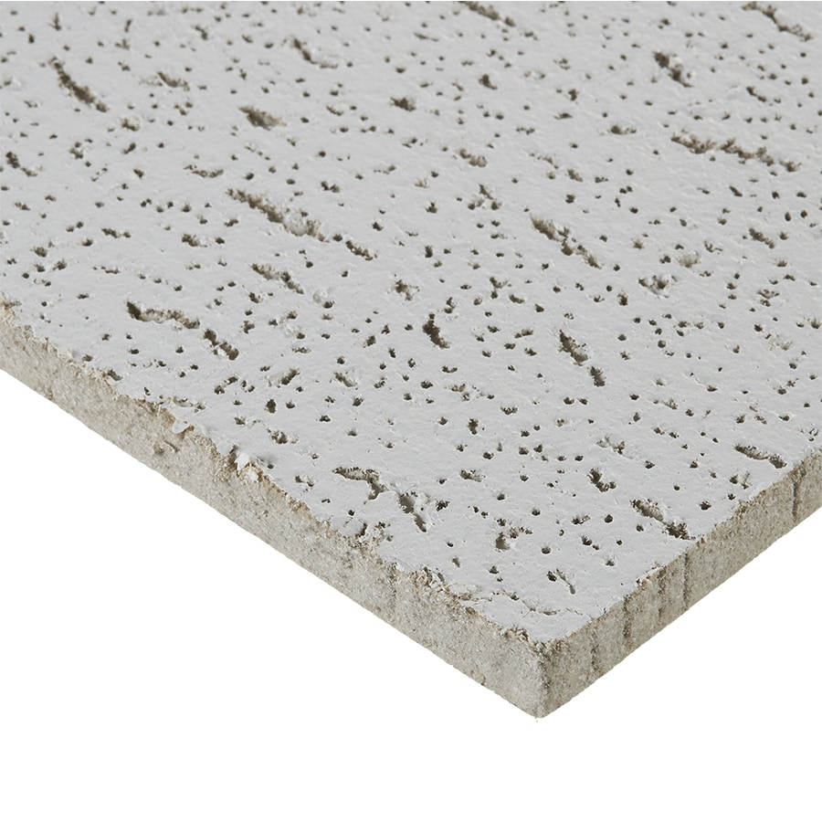 Shop armstrong 24 x 24 white fissured square ceiling tiles 16 armstrong 24 x 24 white fissured square ceiling tiles dailygadgetfo Images