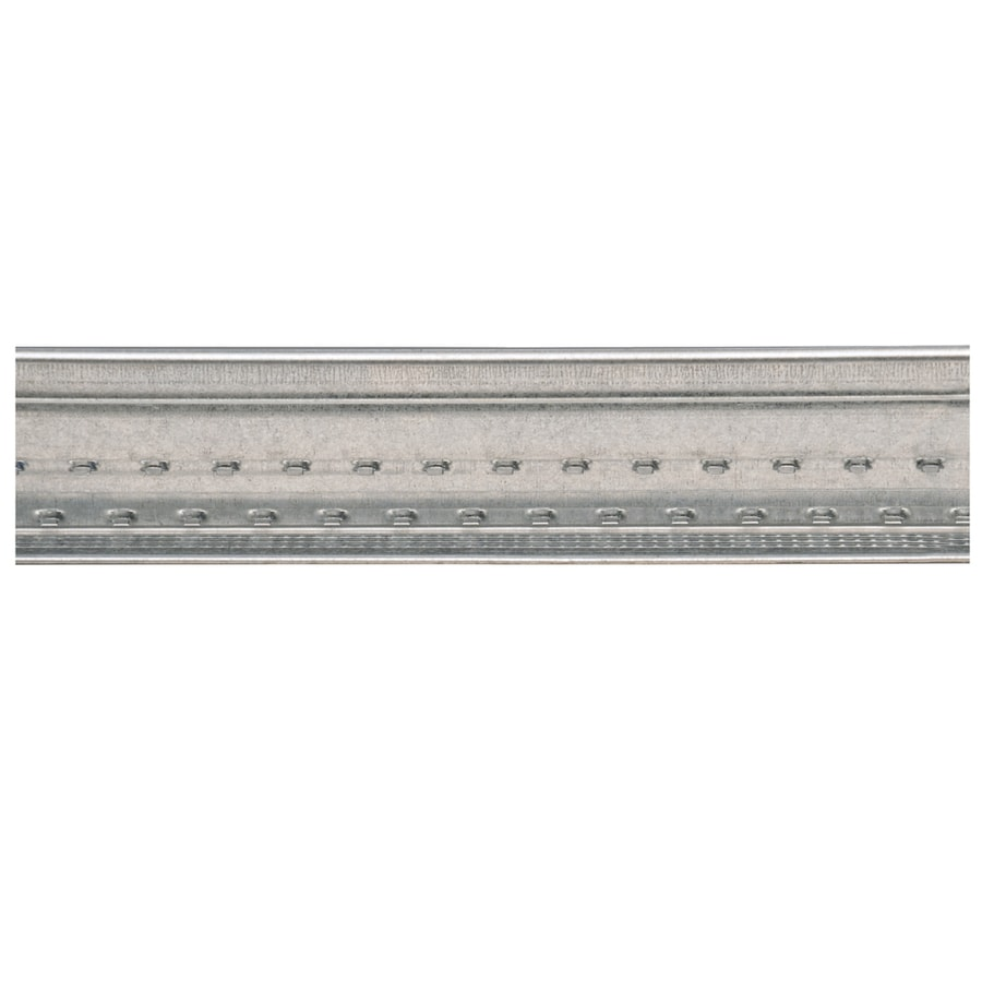 Armstrong Drywall Grid Systems 12-Pack 144-in Galvanized Steel Ceiling Grid Main Beam