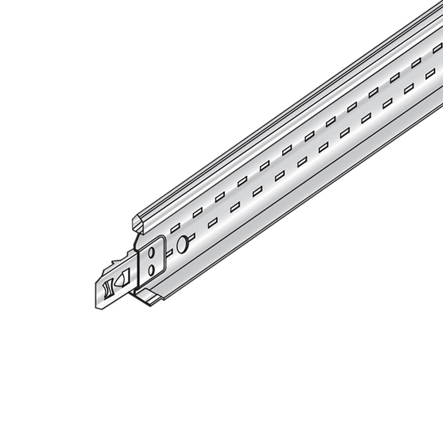 Armstrong Prelude 60-Pack 47.06-in Galvanized Steel Ceiling Grid Cross Tees