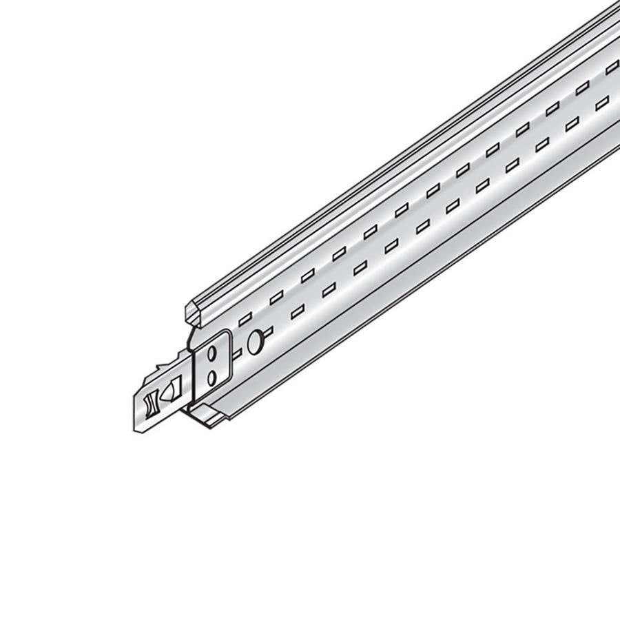 Armstrong Ceilings Prelude XL White 120-Pack 11.06-in Galvanized Steel Ceiling Grid Cross Tee