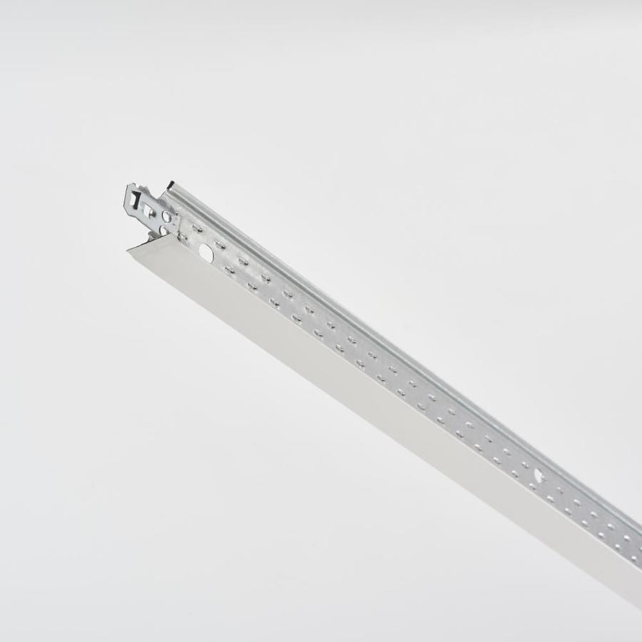 Armstrong Prelude XL White 60-Pack 59.06-in Galvanized Steel Ceiling Grid Cross Tee