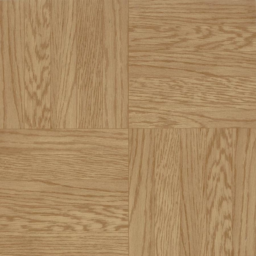 shop armstrong flooring 45 piece 12 in x 12 in light oak peel and stick wood vinyl tile at. Black Bedroom Furniture Sets. Home Design Ideas