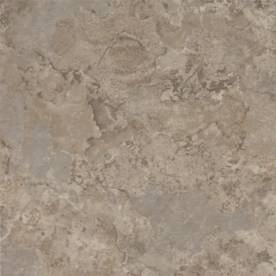 Shop Armstrong Flooring 45-Piece 12-in X 12-in Clay Peel