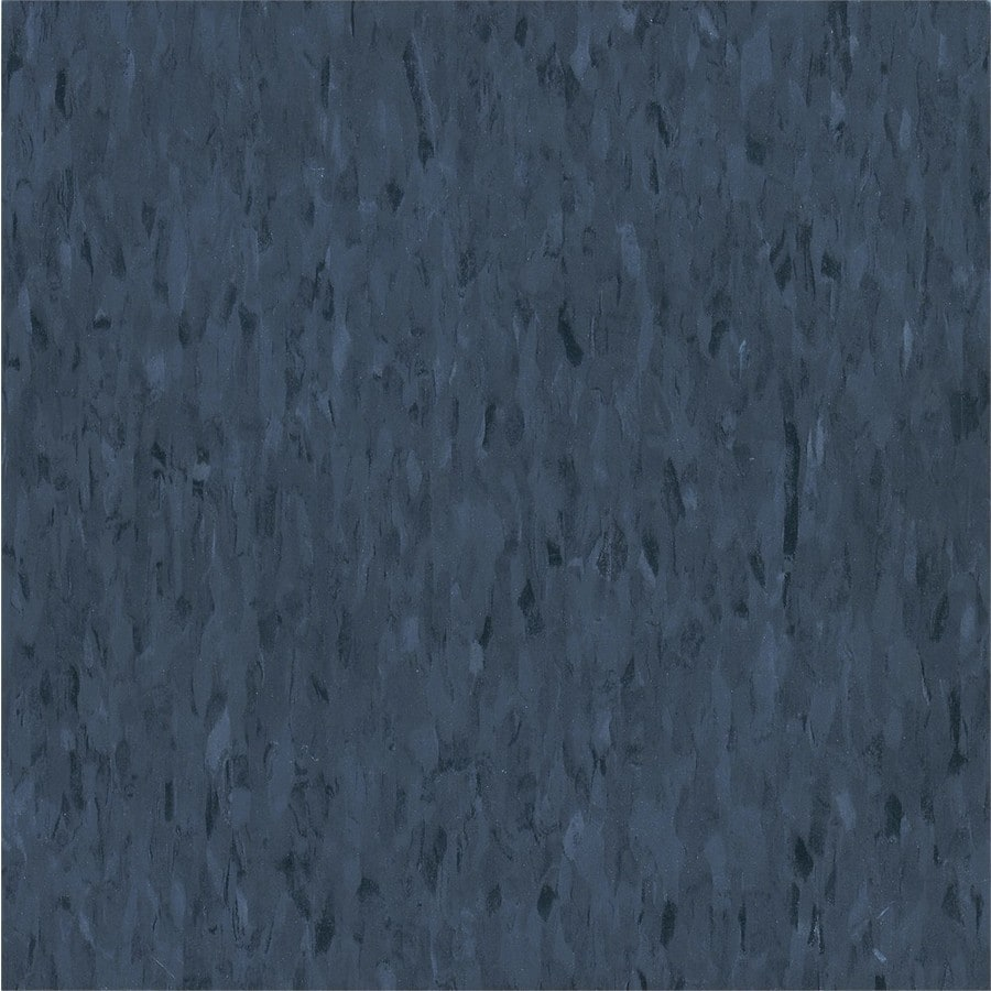 Armstrong Flooring Migrations 45-Piece 12-in X 12-in Platinum Gray Glue (Adhesive) Speckle Commercial VCT Tile
