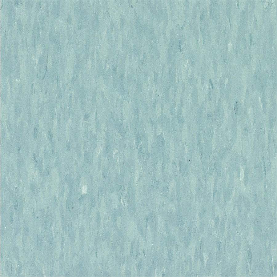 Shop Armstrong Flooring Migrations 45-Piece 12-in X 12-in Glacier ...