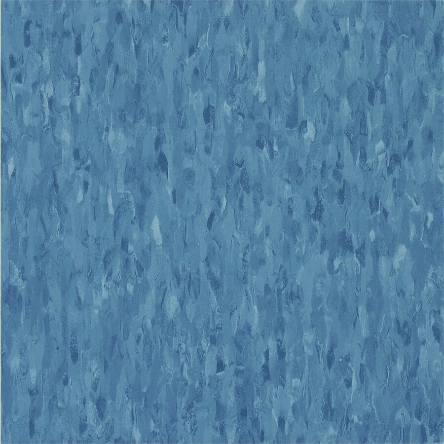 Armstrong Flooring Migrations 45-Piece 12-in X 12-in Metal Gray Glue (Adhesive) Speckle Commercial VCT Tile