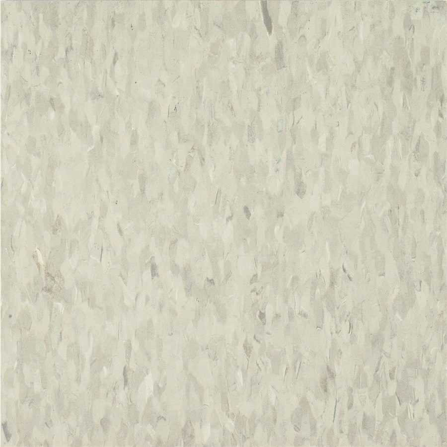 Armstrong Flooring Migrations 45-Piece 12-in X 12-in Natural Beige Glue (Adhesive) Speckle Commercial VCT Tile