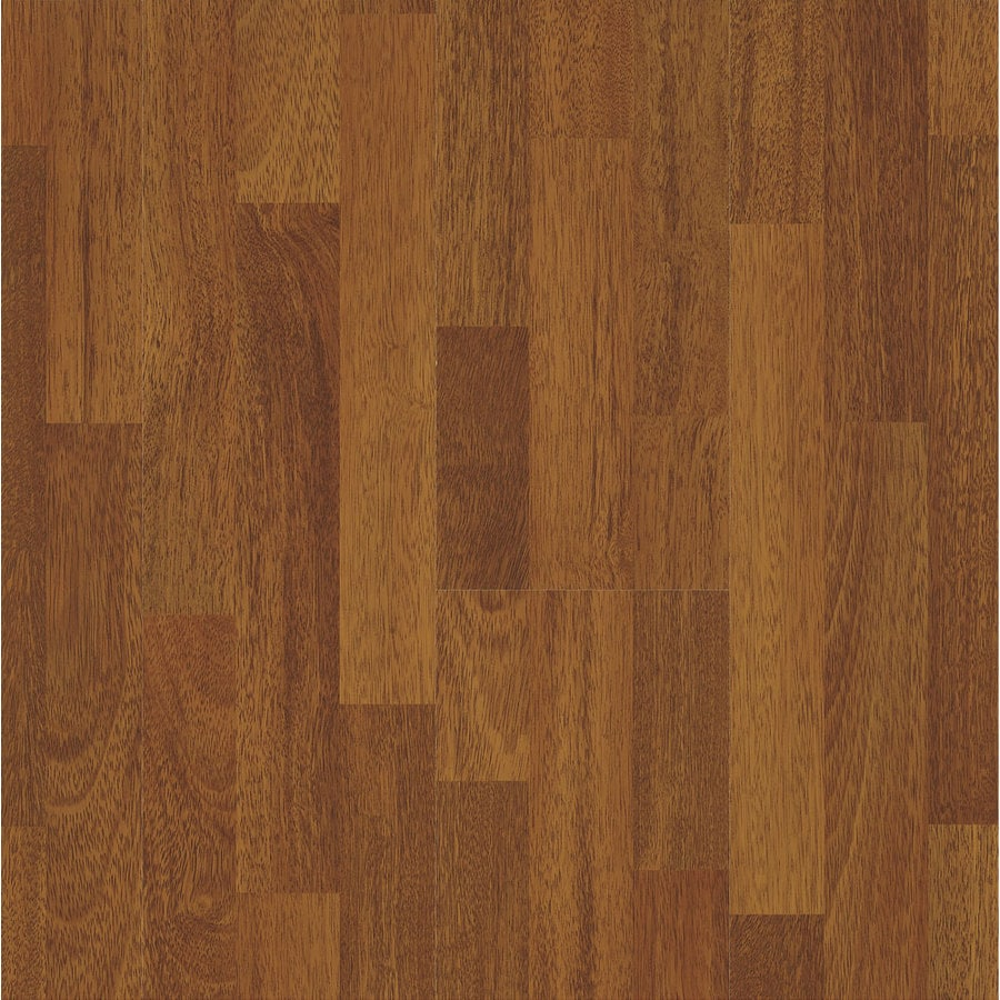 Armstrong 7-5/8-in W x 50-5/8-in L Spiced Merbau Laminate Flooring