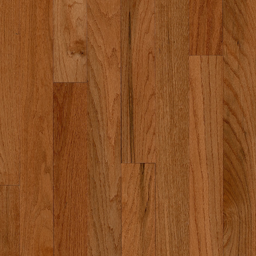 Bruce America S Best Choice 3 25 In Gunstock Oak Solid Hardwood Flooring 22 Sq