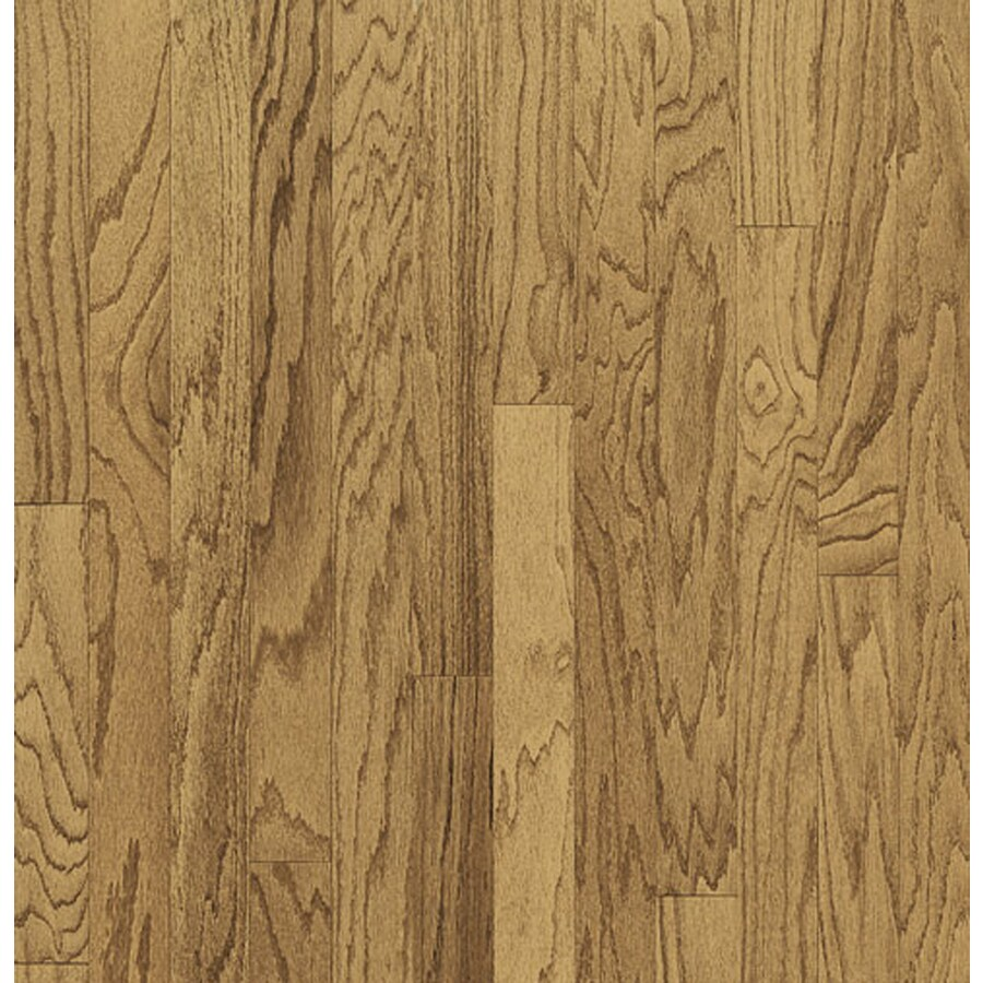 Bruce Locking Smooth Face Harvest Oak Hardwood Flooring (22-sq ft)
